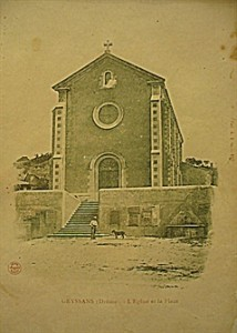 Eglise (hier)