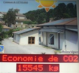 Générateur photovoltaique